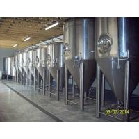 Best Stainless Steel Pro Beer Brewing Equipment 10BBL Fermentation Tank Four Legs wholesale
