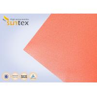 Cheap High Temperature 550 C Degree Resistant Silicone Coated Fiberglass Fabric For Welding Curtain Welding Blanket for sale