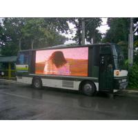 Best Advertising Applied Mobile Truck LED Display Wide Release Area Energy Efficient wholesale