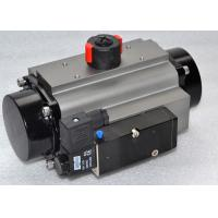 Cheap Double Acting Aluminum Alloy Pneumatic Rotary Actuator With High Cycle Life for sale