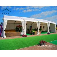 Buy cheap With Roof Linings Custom Event Tents For Wedding Party White High Peak Canopy from wholesalers