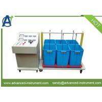 China 30KV Insulating Boots and Gloves Withstand Voltage Test Bench For 3 Pairs for sale