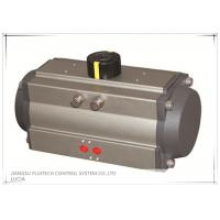 Best Aluminum Material Rack And Pinion Pneumatic Actuator AT-DA63 For Industrial wholesale