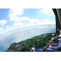 Best 360 Degree Vision Flying Cinema Experience With 72 Electric Motion Seats wholesale