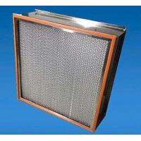 Best 99.99% High Efficiency Particulate Air Hepa Filter H13 H14 For Spray Booth wholesale
