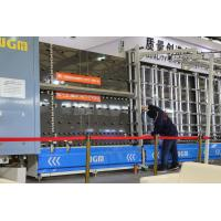 China Seven Sector Outside Press Insulating Glass Equipment on sale