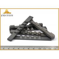 Best High Efficiency Tungsten Carbide Cutting Tools , Impact Wear - Resistant Cemented Carbide Cutting Tool wholesale