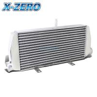 "Quality 2.75""ID Small Aluminium Turbo Intercooler , Universal Front Mounted Intercooler High Boost Level wholesale"