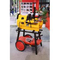 "Cheap 1500W User Friendly Electric Pipe Threading Machine 1/4""-4"" Hongli SQ100F-L for sale"