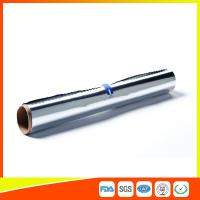 Best Household Aluminium Foil Roll For Food / Chocolate / Cheese / Butter Wrapping wholesale