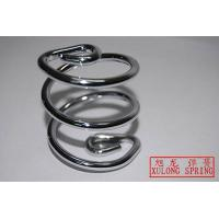 5mm wire nickel plating conical shaped springs special springs as shock absorber spring in bicycle