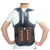 Best Dual Pulley System Upper Back Support Brace Breathable With Rigid Taylor Vest wholesale