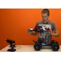 Best 2.4 GHZ Two Channel Hobby RC Cars , Off Road RC Brushless Drift Car wholesale