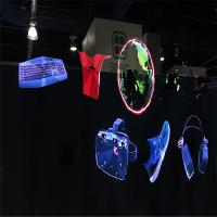 Quality Hypervsn Holographic Projector POV Display for Indoor Advertisement with 174 view angle wholesale