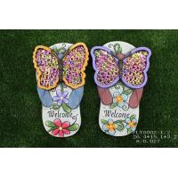 Best OEM ODM Ceramic Garden Decorations Cement Walkway Stepping Stones For Garden Landscaping wholesale