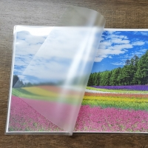China Anti UV Double Sided EVA Laminating Pouch Film on sale