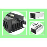 Buy cheap 48V 20A LiMnO2 Battery Charger, Max 58.8Vdc Charging, Input 110V or 230Vac with from wholesalers