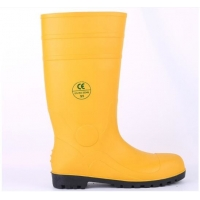 China 43 Tall And Thickening Rubber Beekeeping Boots With PVC Upper for sale