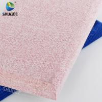 Best Polyester Fabric 0.95 Soundproof Absorption Panels wholesale
