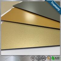 Best Decoration Stainless Steel Composite Panel High Grade Color Painted For Fireproof wholesale