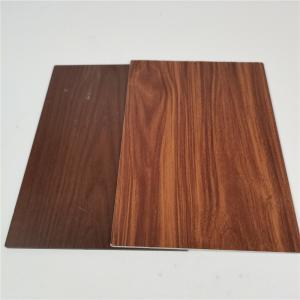 Best Lightweight wooden aluminum alloy composite plate wholesale