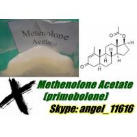 Quality White Powder Methenolone Acetate Strong Steroid Primobolone CAS 434-05-9 wholesale
