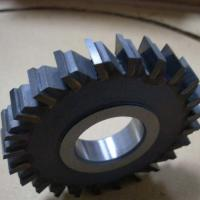 Quality Straight Tooth HSS Side And Face Milling Cutter for solid aluminum 100x2.5 125x3 wholesale