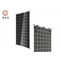 Cheap Safe Dual Glass Solar Panels , Monocrystalline N Type Solar Cell 385W / 72cells for sale