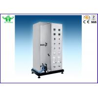 Buy cheap Single Insulated Cable Testing Equipment , IEC 60332-1 Flame Propagation Test from wholesalers