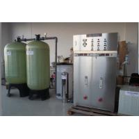 Quality 1000 liters per hour alkalescent water ionizer incoporating with the industrial water treatment system wholesale
