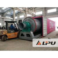 Best Mining Ore Ball Mill / Gold Copper Iron Tin Manganese Lead Ball Mill Grinder wholesale