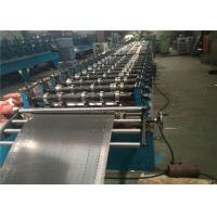Best Automobile Storage Rack Roll Forming Machine , 21.5kw Metal Forming Equipment wholesale