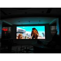 Best Light P4.81 Led Publicity Screens , Indoor Led Video Wall Display Damp Proof wholesale
