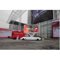 Best Outdoor Mobile Truck LED Display With Self Contained Generator Low Noise Design wholesale