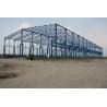 Best Posco Factory Building Steel Frame Light Gauge 43000 Square Meters wholesale
