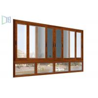 Best Easy Installment cheap aluminium sliding windows With Double Glazed Tempered Glass wholesale