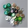 Best food grade easy open aluminium caps wholesale