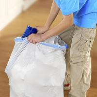 13 Gallon Tall Kitchen Garbage Bags With Lavender Sweet Vanilla Smell