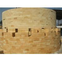 Quality Special High Alumina Refractory Brick Wear Resistant For Grinding Industrial wholesale