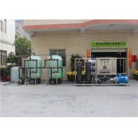 China Brackish RO Water Plant Machine For Ground , Spring , Well , River , Borehole on sale