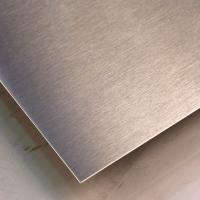 ASTM A240 AISI 304L Stainless Steel Sheet Plate 0.5 - 6mm With 2B BA HL 8K for sale
