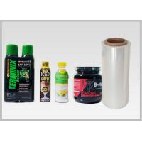 Buy cheap High Transparency PETG Shrink Film With Higher Shrink Percentage 35-50mic from wholesalers