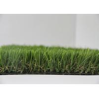 Best C Shape Outdoor Landscaping Artificial Turf Fake Grass With Natural Appearance wholesale