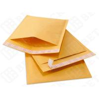Best High Slip Kraft Bubble Mailer , Cushioned Postage Mailing Bags 7.25*11 wholesale
