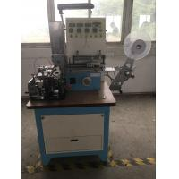 Best Automatic High Speed Ultrasonic Automatic Labeling Machine For Ribbon , Belt Cutting wholesale