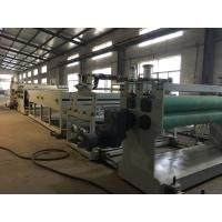 Best PP PE PC Hollow Profile Sheet Extrusion Line Anti Aging Green House Sheet wholesale