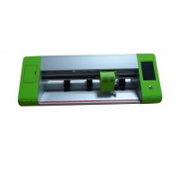 Portable Lightful Green Contour Cutting Plotter Mini-CCD450L Easy To Operate for sale
