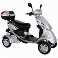 Best Four Wheels Electric Scooter for Old People, Easy to Drive, Safe and Comfortable wholesale