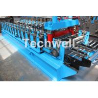 China 0-15m/min Forming Speed Cold Roll Forming Machine With Sheet Left And Right Traverse Movement on sale