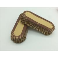 Best Oilproof Boat Shaped Paper Baking Cups Brown Cupcake Wrappers Muffin Eco Friendly wholesale
